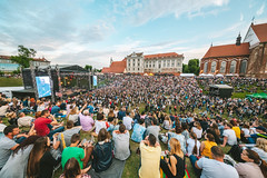 Crowd | Kaunas city birthday