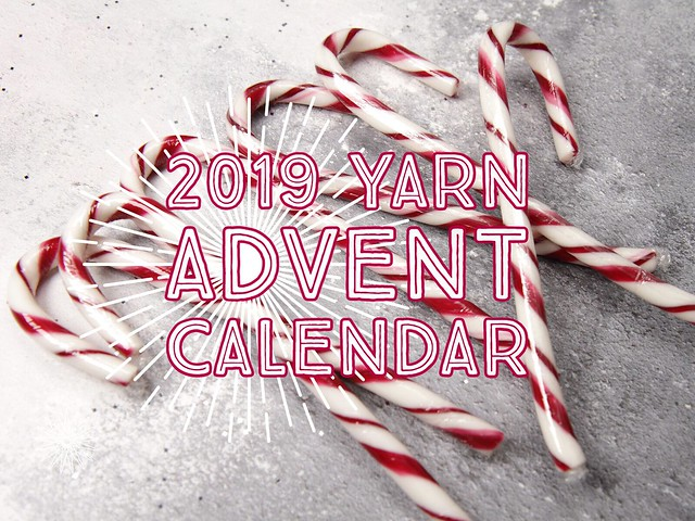 Yarn Advent Calendar 2019 – pay in instalments