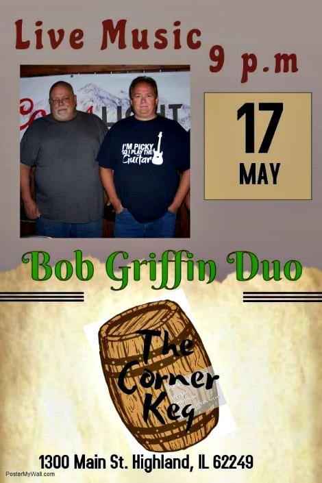 Bob Griffin Duo 5-17-19