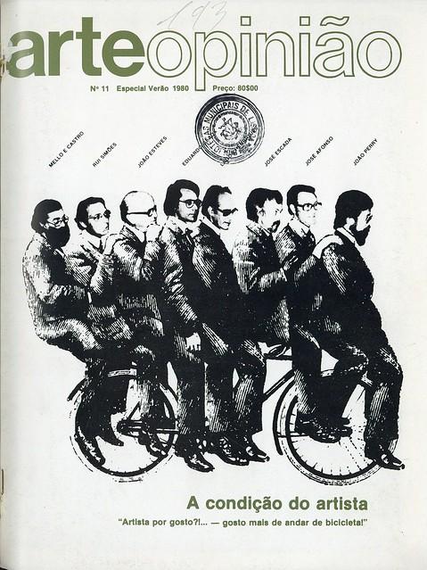 Capa de revista | magazine cover | 1980