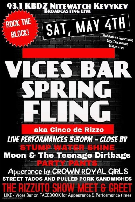 Vices Bar 5-4-19