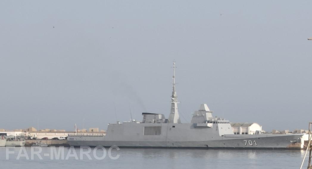 Royal Moroccan Navy FREMM Frigate / FREMM Marocaine - Mohammed VI - Page 13 46972966655_6b6b8a5471_o