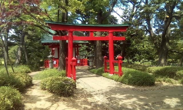 Senzoku-ike Park