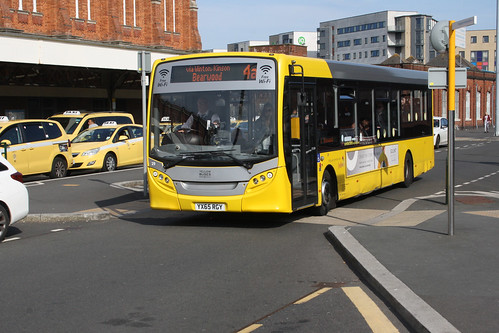 Yellow Buses 29 YX65RGY