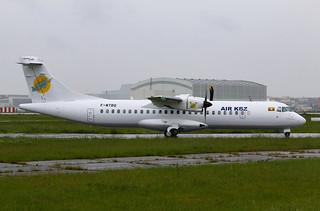 F-WTBQ ATR72 Air KBZ