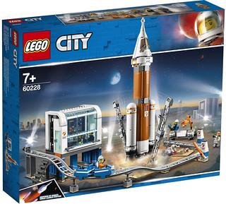 探索無垠的太空,從買樂高開始?! LEGO 60224~60230 城市系列 火星探險主題 (Mars Exploration) 2019下半年部分盒組公開 Part2!!