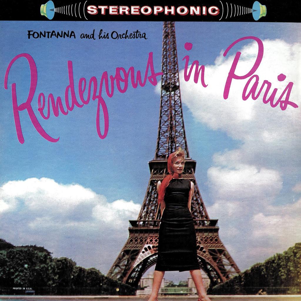 Jacques Fontanna - Rendezvous in Paris