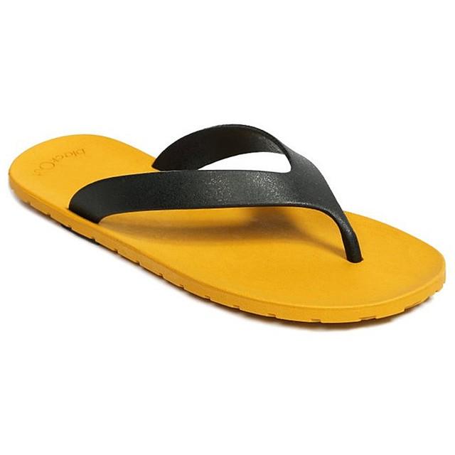 Flipper Mustard x Black