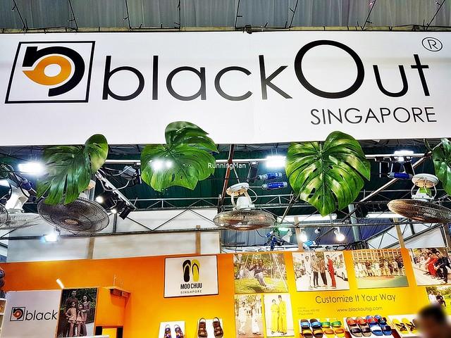 BlackOut Signage
