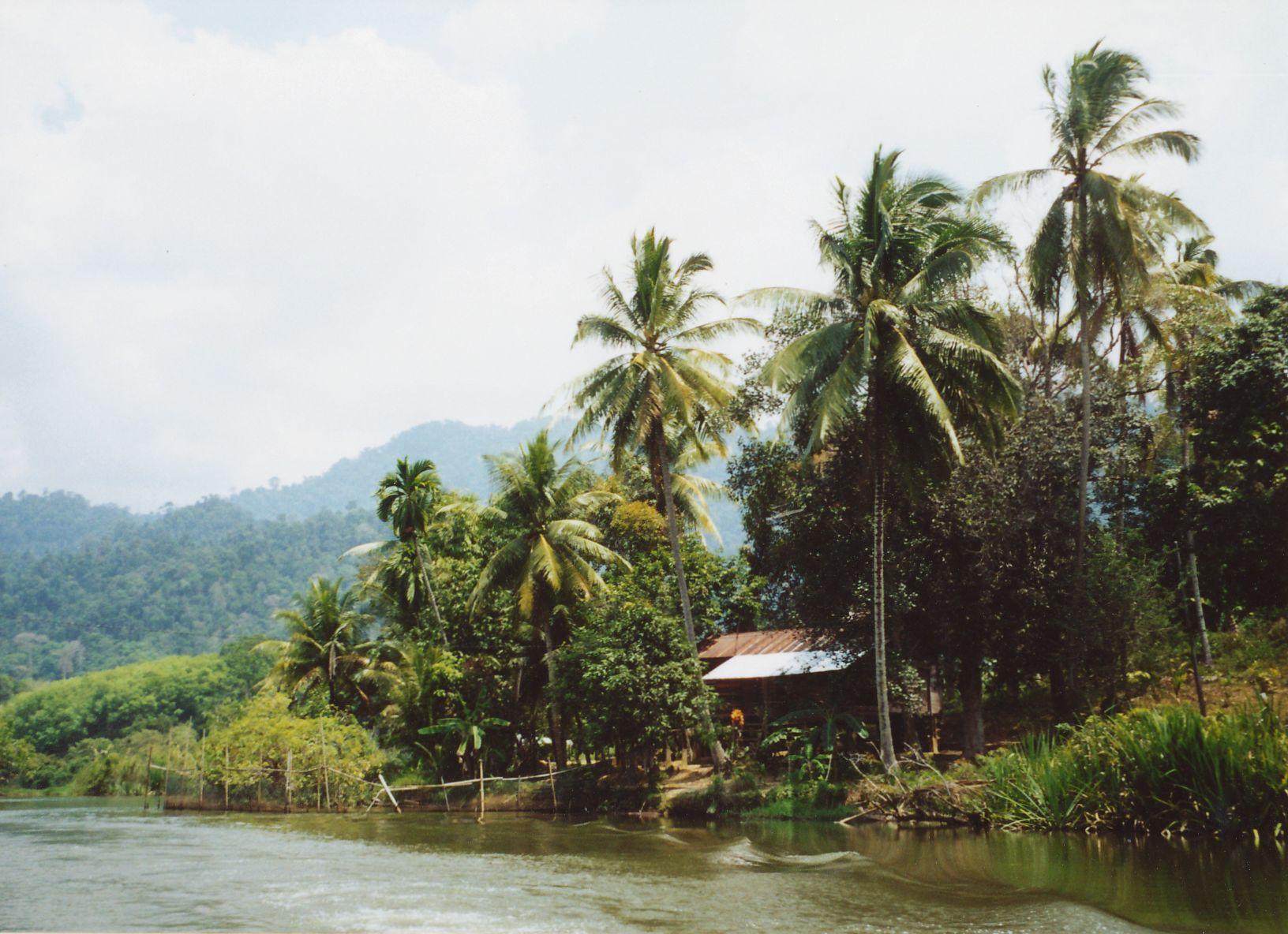 Suka Suka Lake