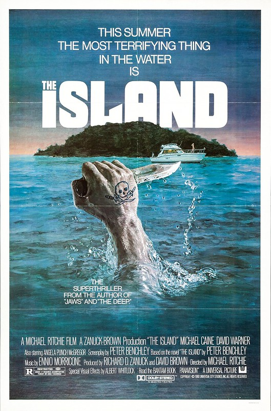 The Island - 1980 - Poster 1