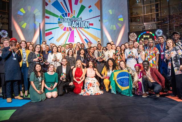 UN SDG Action Awards