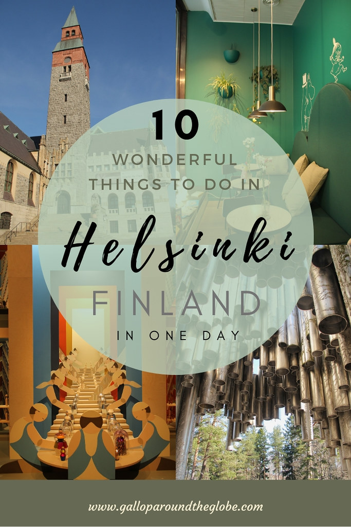 10 Wonderful Things to do in Helsinki, Finland in One Day _ Gallop Around The Globe