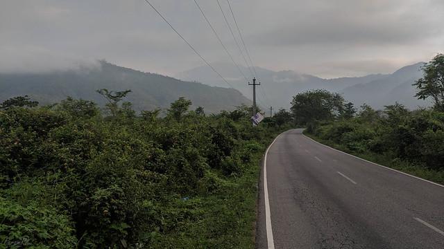 Rohini road towards Kurseong