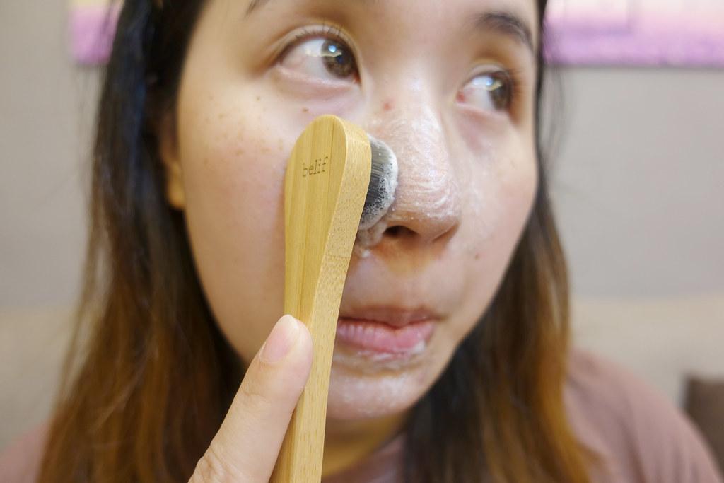 belif 草莓鼻掰掰淨膚刷具組 (25)