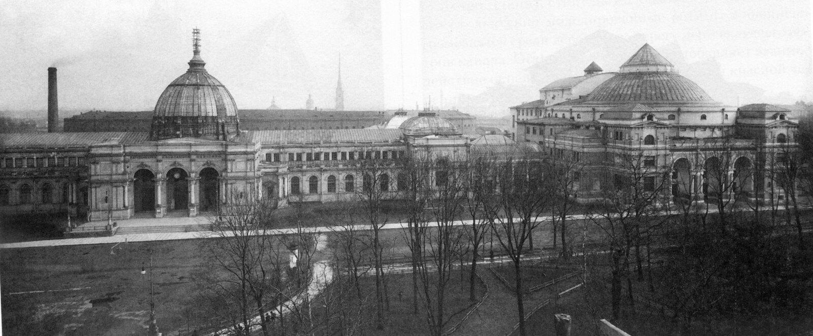 Народный дом императора Николая II. 1913