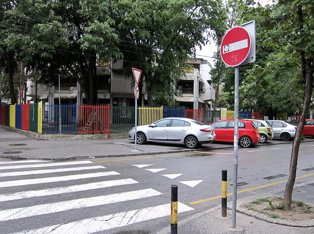 Parken nach Farben / Parking by Colours