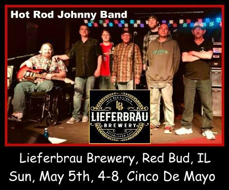 Hot Rod Johnny Band 5-5-19