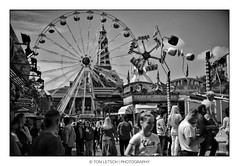 May fair in our city.  X-Pro2, Acros, Mitakon 35mm f/0.95