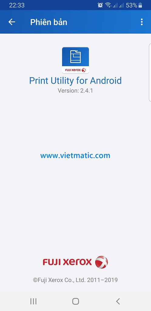 Print Utility for Android