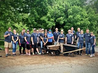 Krannert Park Service Project