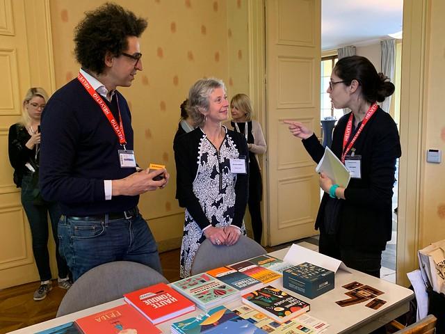 Editeurs suisses et libraires francophones