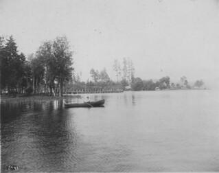 Boating at Atlantic City, 1913
