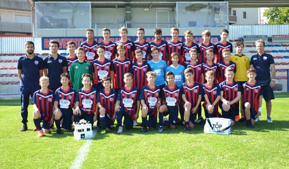 Esordienti 2006 campioni provinciali, bravissimi!