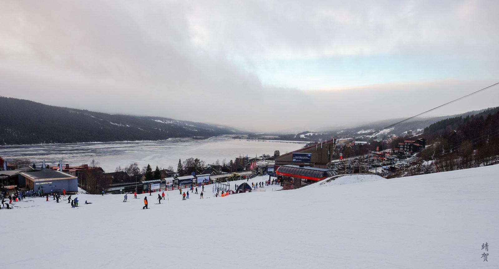 SkiStar Åre base village