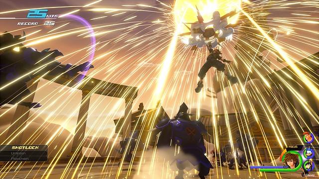 KH3 Battle