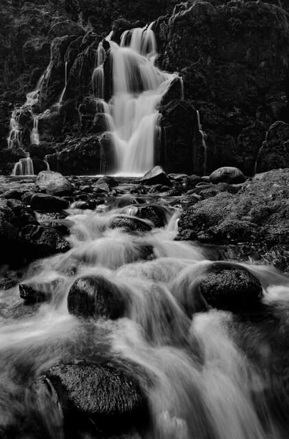 Lower Little Mashel Falls