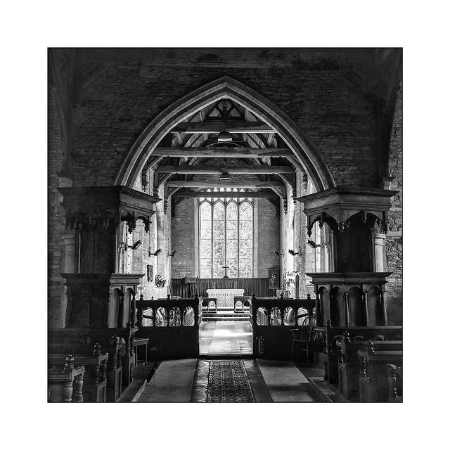 St Mary, Leighton Bromswold (George Herbert series)