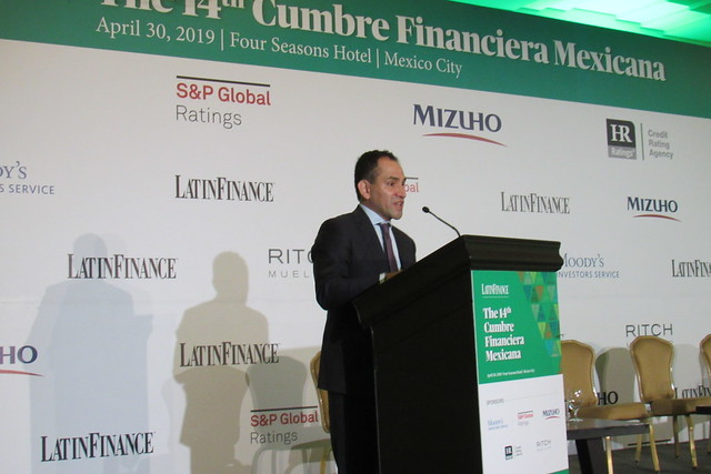 The 14th Cumbre Financiera Mexicana 2019