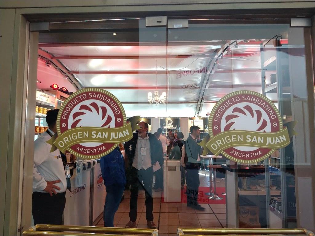 2019-05-20 PRODUCCIÓN: Los productos Origen San Juan brillaron en la Expo Delicatessen y Vinos