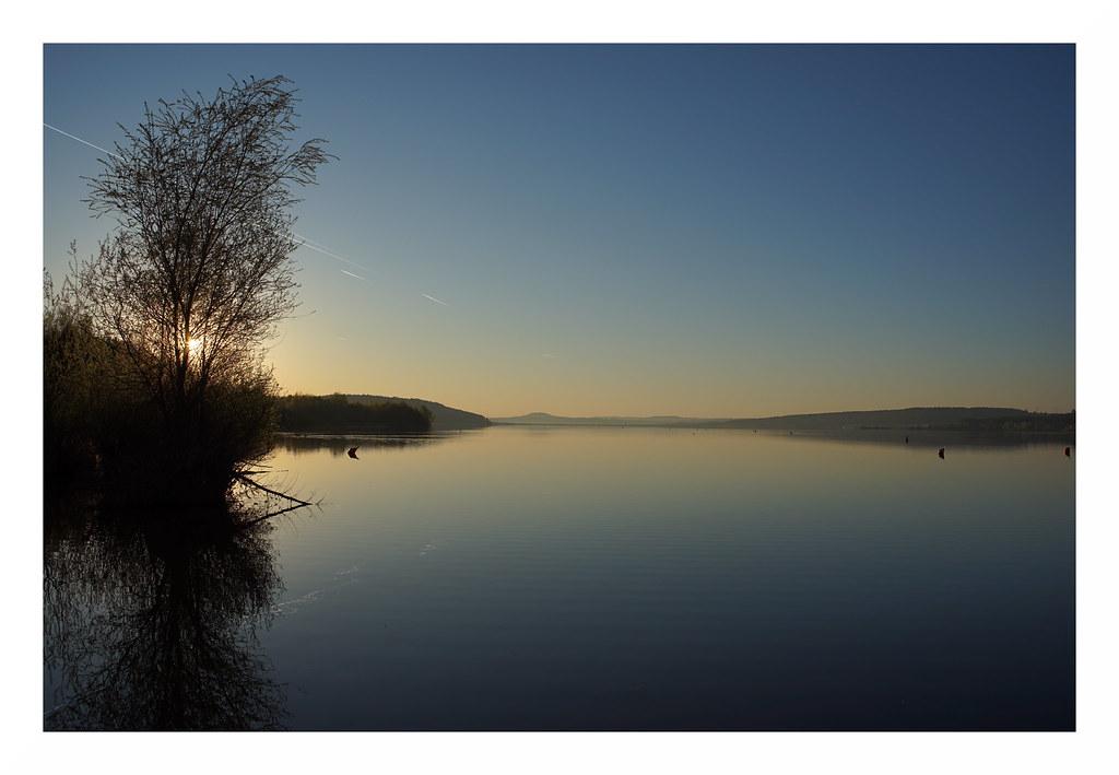 Oster-Sonnenaufgang