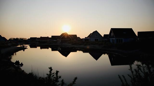 Ferienhäuser am See - Zuidholland Ouddorp