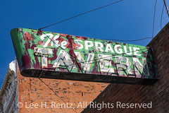 The Sprague Tavern in Sprague, Washington