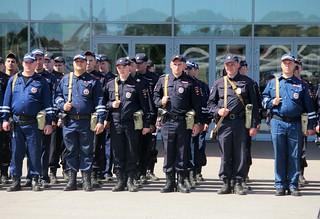 19.05.2019   Проводы в служебную командировку на Северный Кавказ