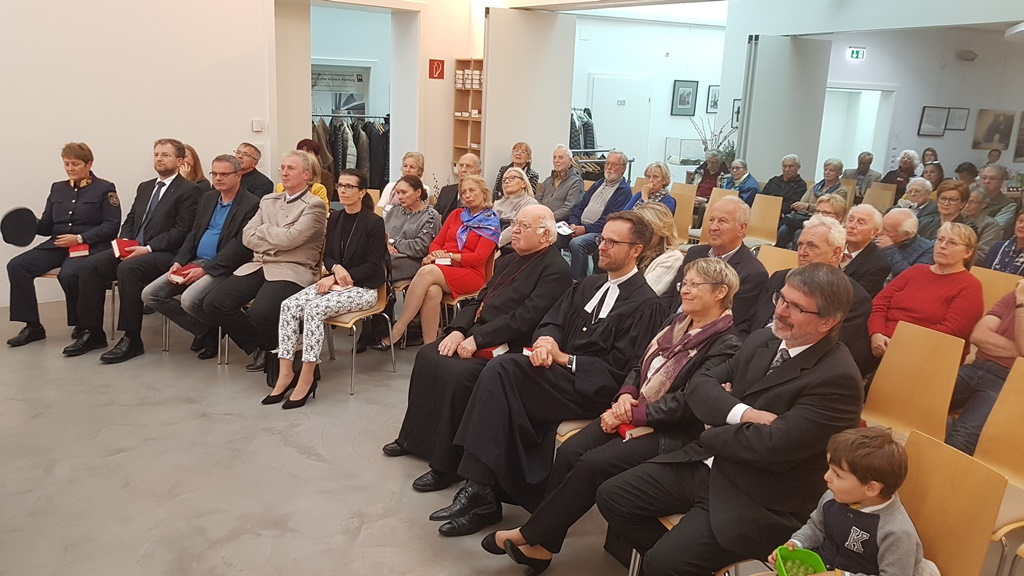 Visitation in Bruck-Hainburg 14. - 15. Mai 2019