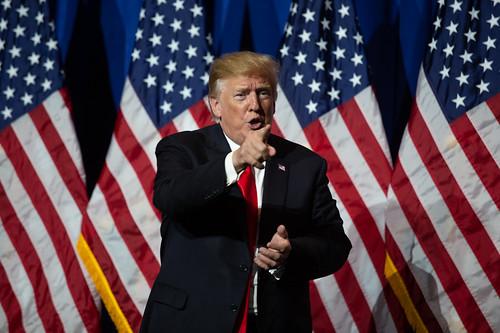 President Donald J. Trump Speaks at the 2019 National Association of REALTORS® Legislative Meetings | by blcope