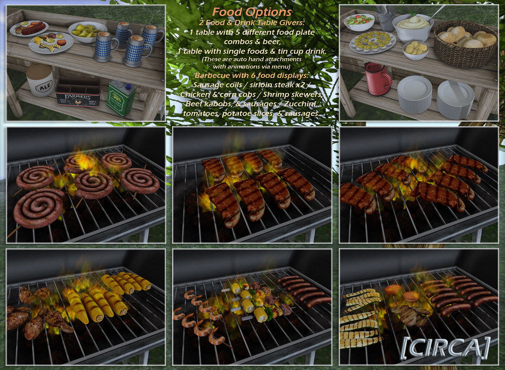 @ The Boardwalk | Galloway's BBQ Food & Drink Options – Contact Sheet