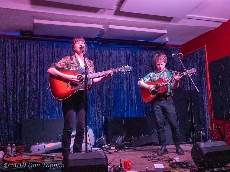 Anna Tivel & Dietrich Strause 4/21/19