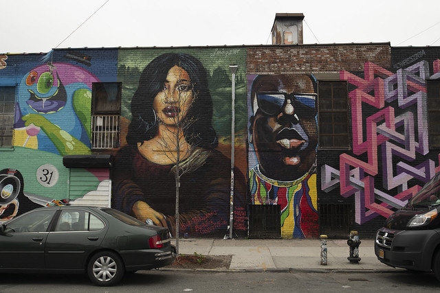 Street Art - Bushwick, Brooklyn, New York City