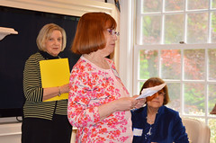 2019 Scholarship Tea--Alyce Conlon, Scholarship Committee Chair_0023