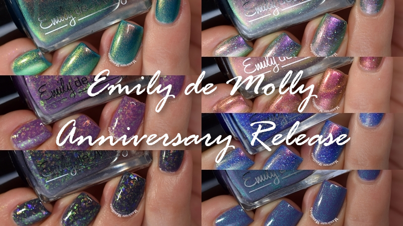 Emily De Molly Anniversary 2019 collection