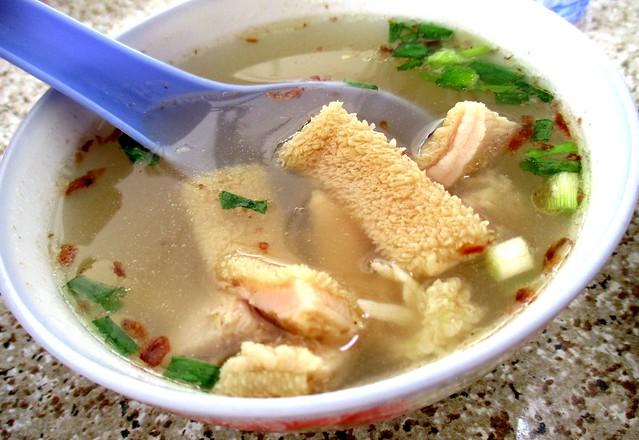 Gu tor soup
