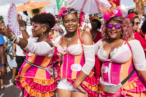 Pussyfooters at Jazz Fest day 6 on May 3, 2019. Photo by Ryan Hodgson-Rigsbee RHRphoto.com