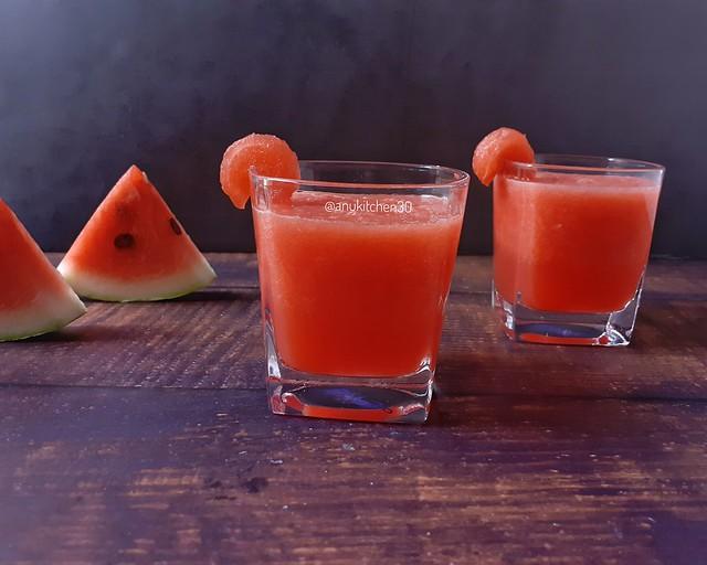 ಕಲ್ಲಂಗಡಿ ಹಣ್ಣಿನ ಜ್ಯೂಸ್| Watermelon Juice