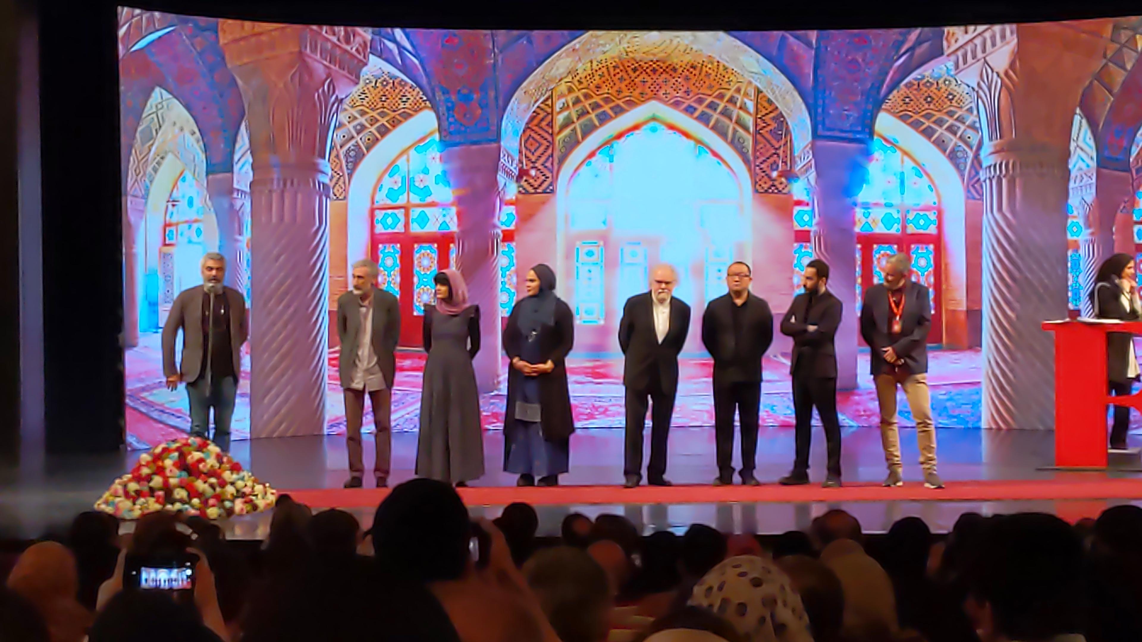 土國藝術電影最強背影殺手:莫札菲 Muzaffer Özdemir與國際評審團排排站