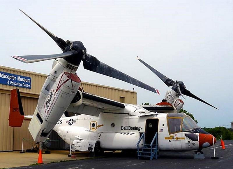 Bell Boeing V22 Osprey 00001